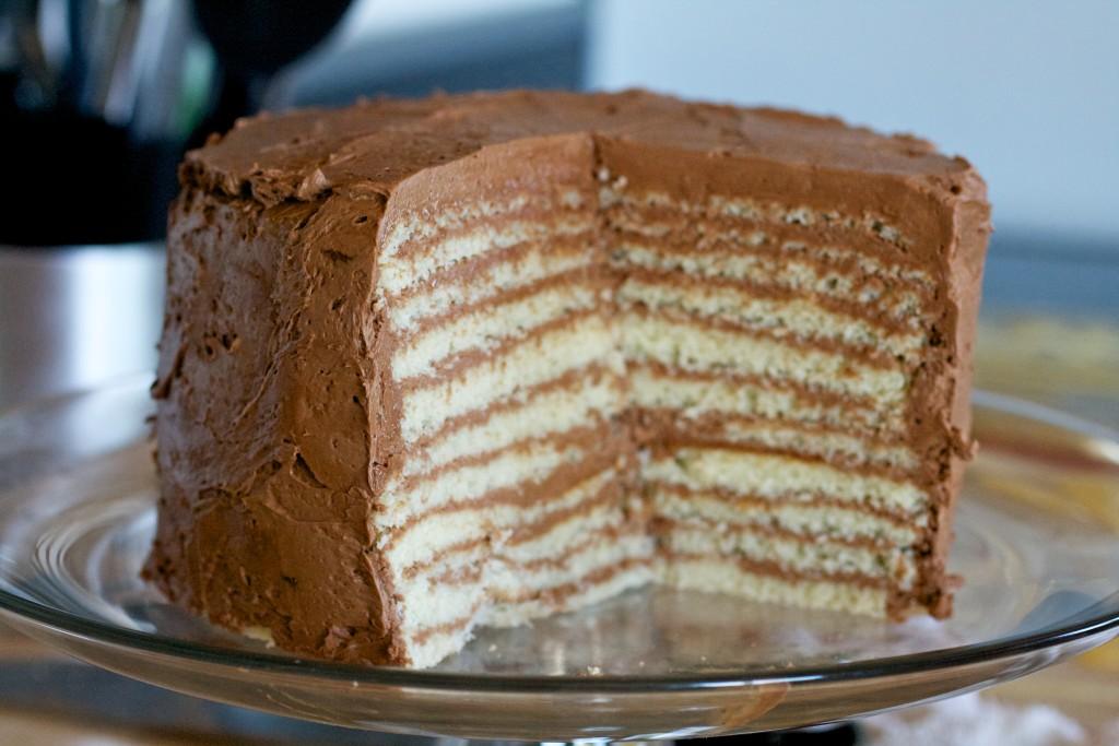 Doboš torta recept