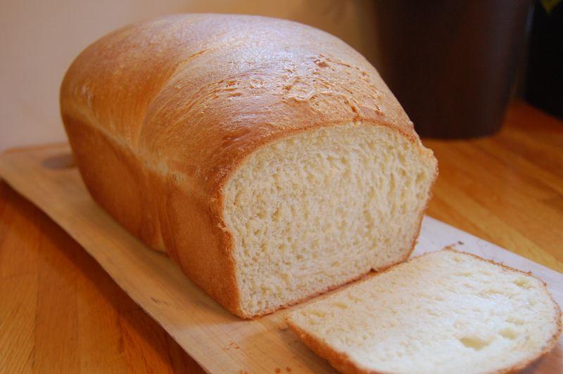Domaći beli hleb recept