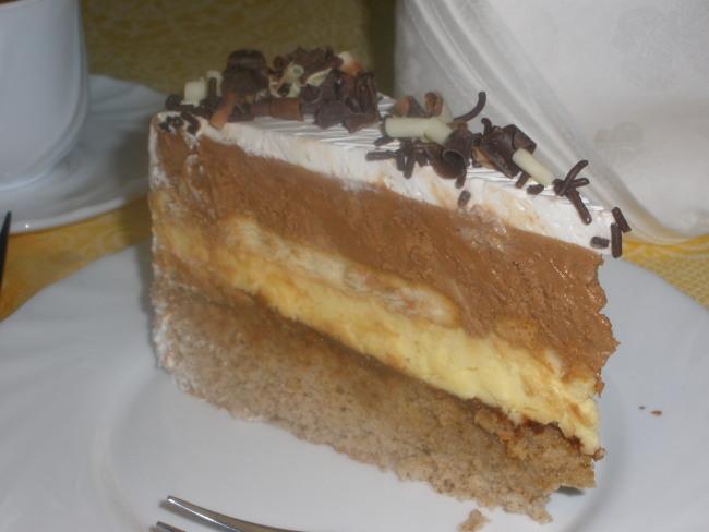 Japanski vetar torta recept