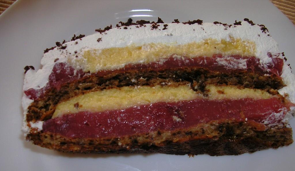 kapri torta recept