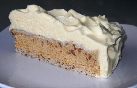 Alva torta recept