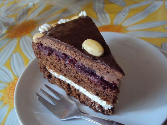 Bolero torta recept