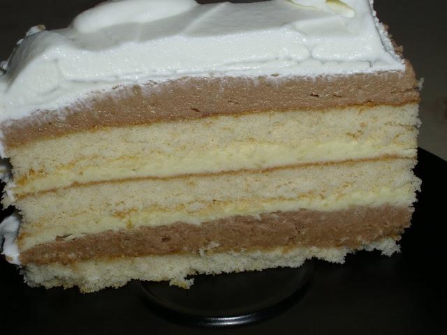 Euroblok torta recept