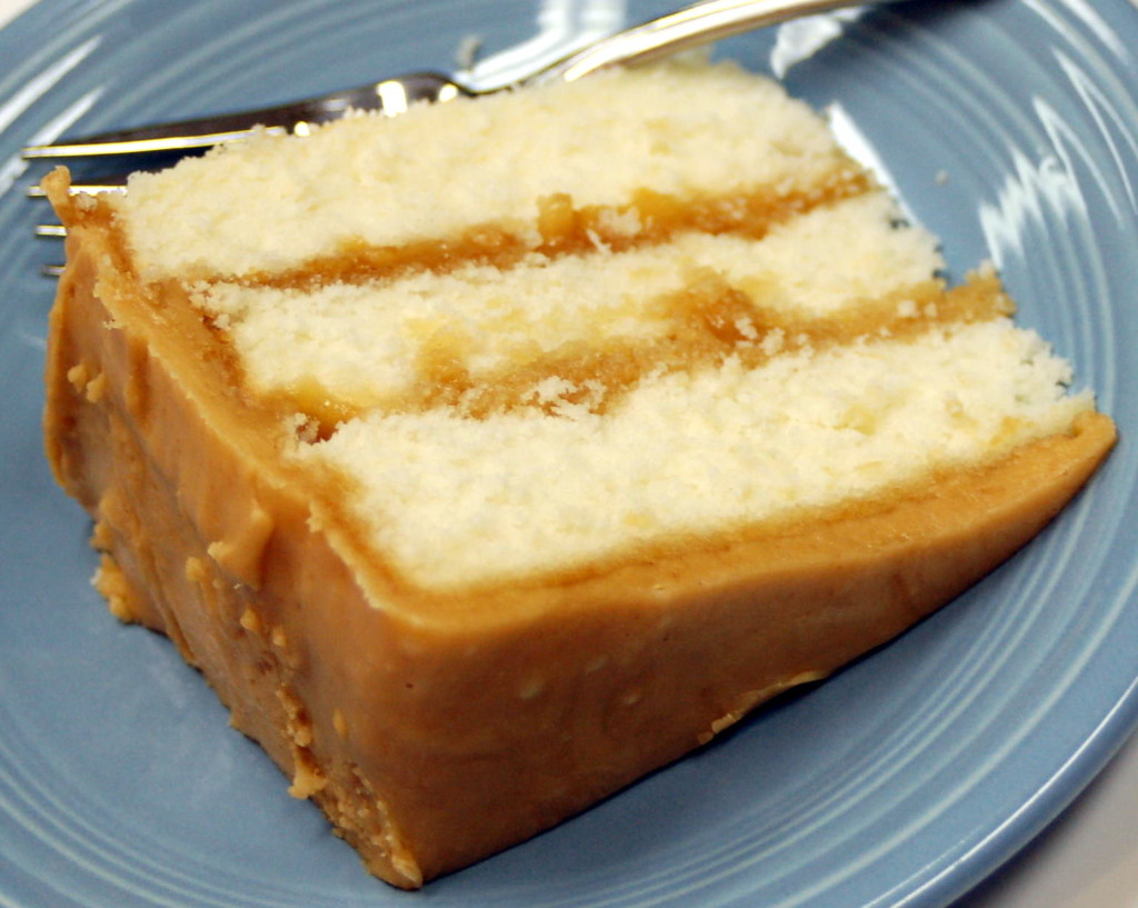 Karamela torta recept