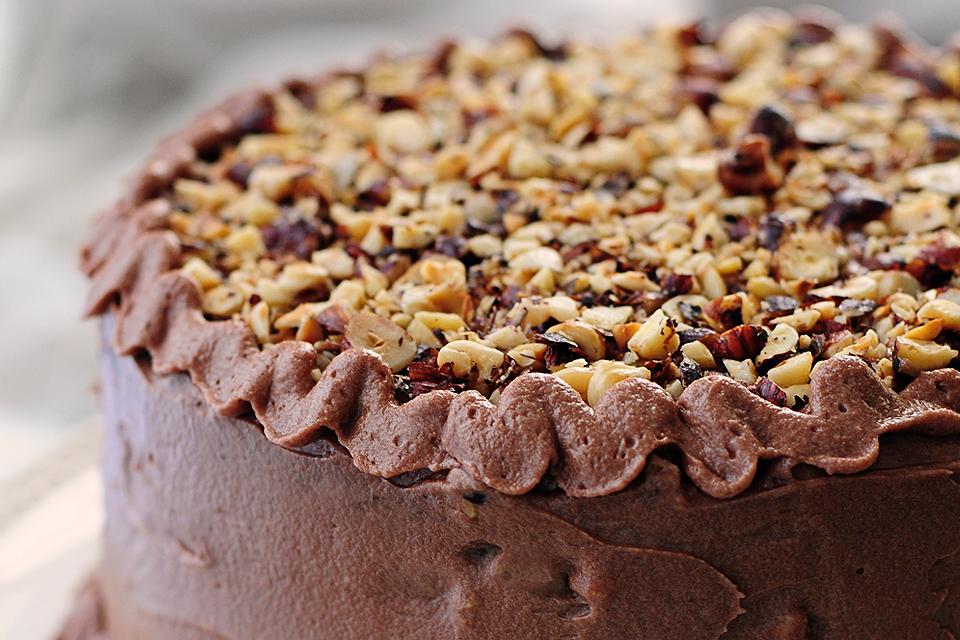 Torta sa lešnikom recept