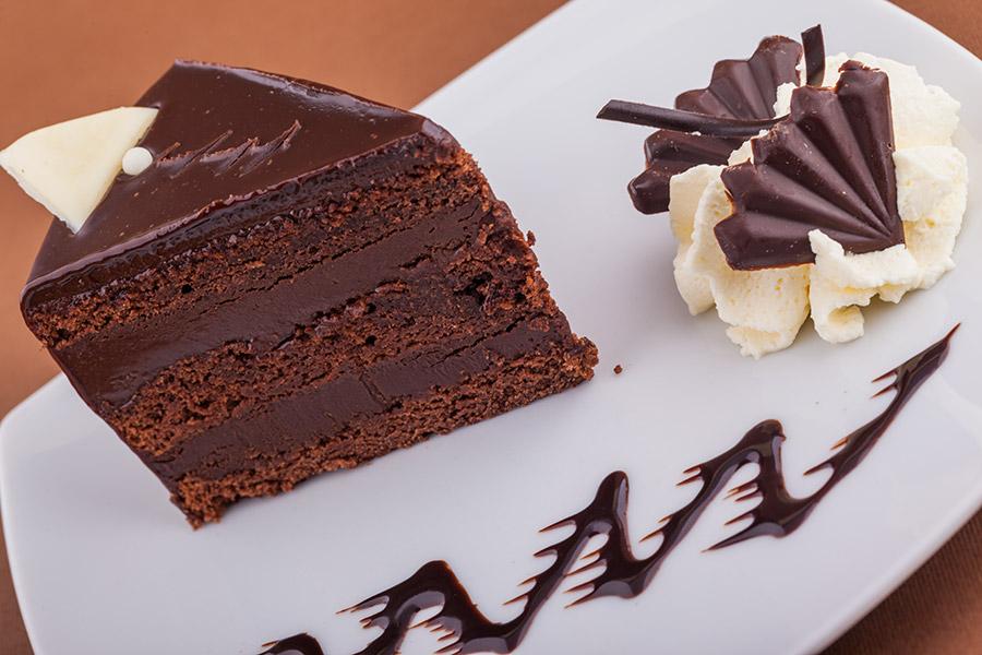 cokoladna nugat torta recept