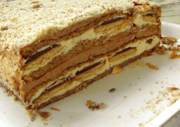 Jafa torta recept