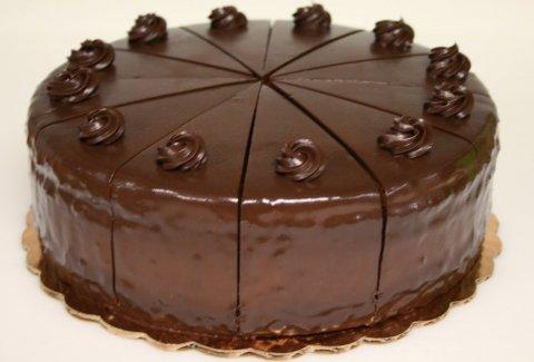 najlepsa cokoladna torta recept