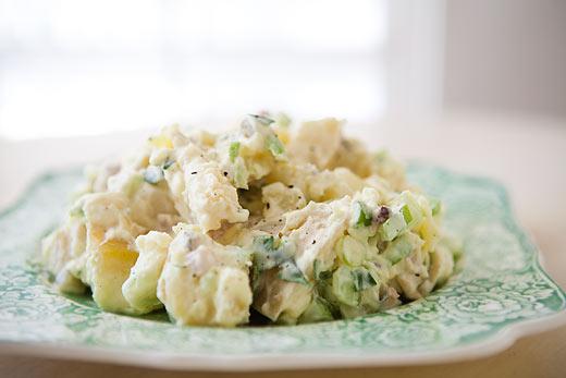 Krompir salata - recepti kako se pravi