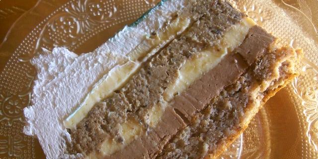 Bajadera torta recept - kako se pravi