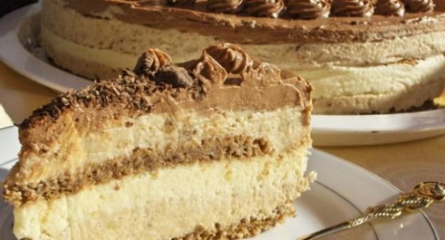 Grčki sladoled torta recept - kako se pravi
