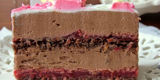Baron torta - recept kako se pravi