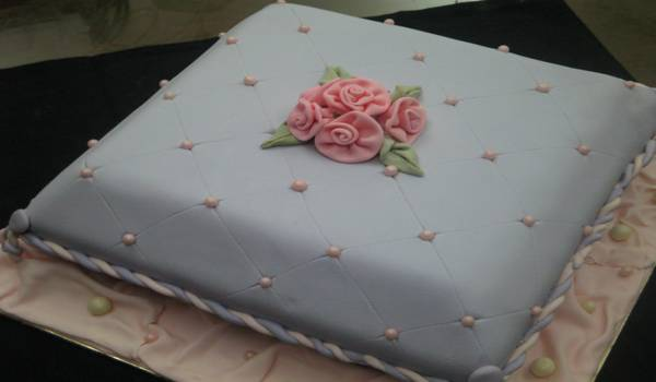 Jastuk torta - recept kako se pravi