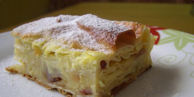 Slatka i slana savijača od sira