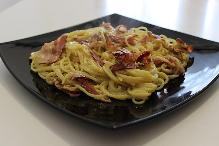 Špageti karbonara