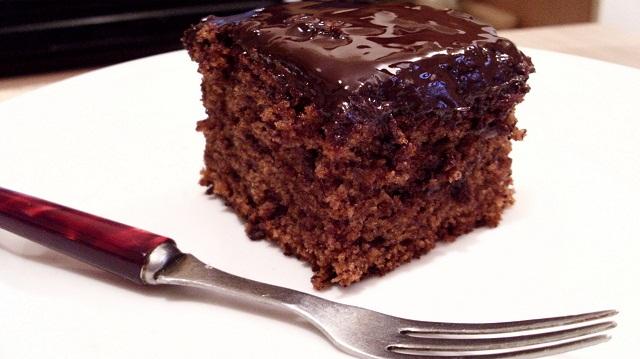 Medeno srce kolač