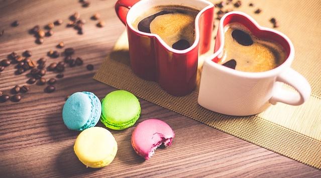 macarons-recept